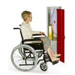 1370mm Disability Locker